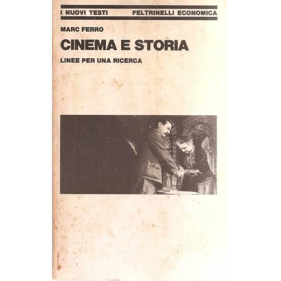 Cinema e storia (en italiano)