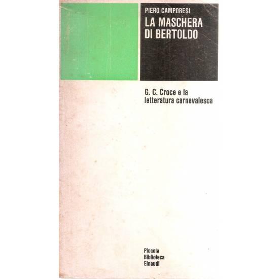 La maschera di Bertoldo (en italiano)