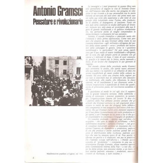 Gramsci e il suo tempo (en italiano)