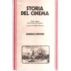Storia del cinema (3 tomos) (en italiano)