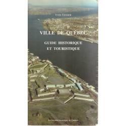 Ville de Quebec (en francés)