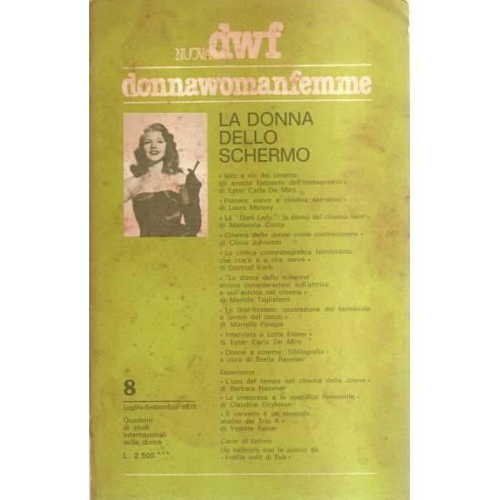 La donna dello schermo (en italiano)