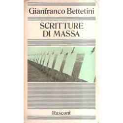 Scritture di massa (en italiano)