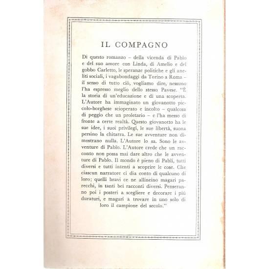 Il compagno (en italiano)