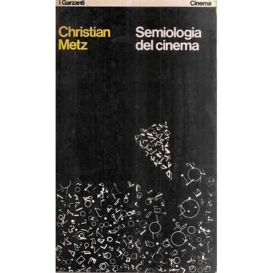 Semiologia del cinema (en italiano)