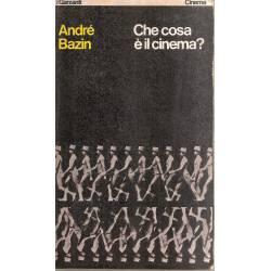Che cosa é il cinema? (en italiano)