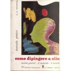 Come dipingere al olio (en italiano)