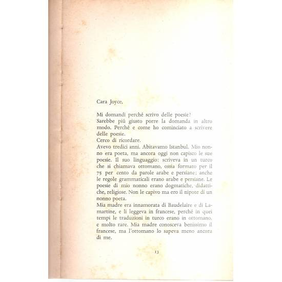 Poesie d´amore (en italiano)