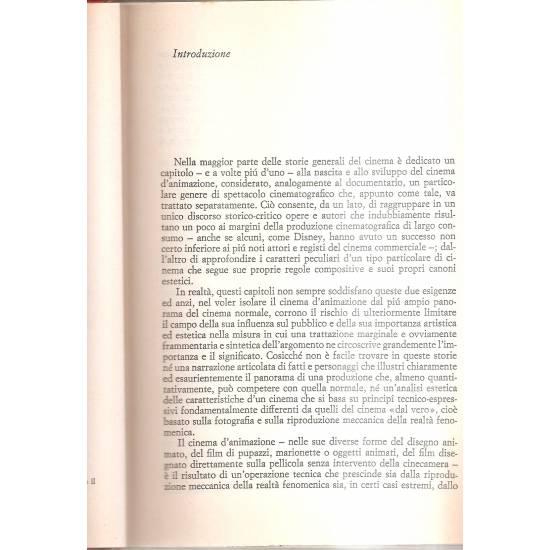 Storia del cinema d´animazione (en italiano)