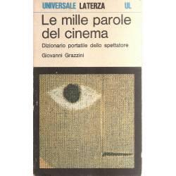 Le mille parole del cinema (en italiano)
