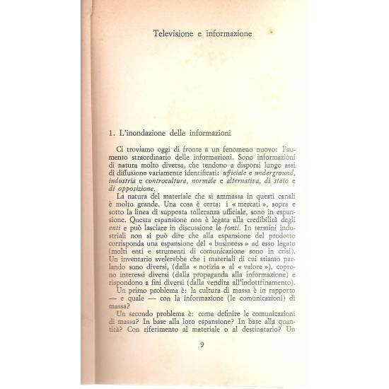 Radio e televisione (en italiano)