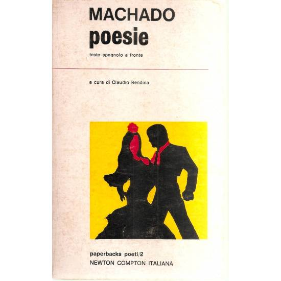 Poesie Antonio Machado (edición biingüe español-italiano)