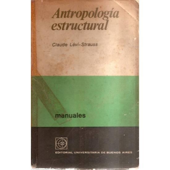Antropología estructural