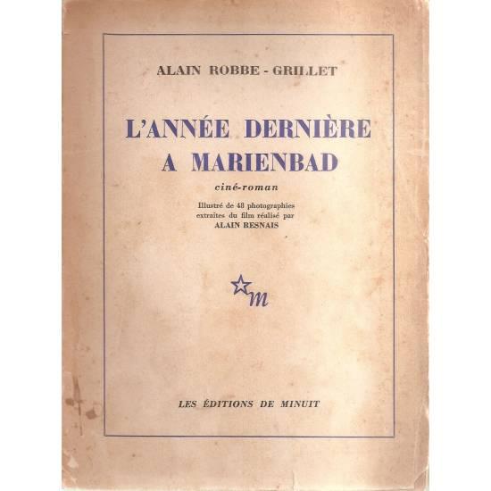 L´annee derniere a Marienbad (en francés)
