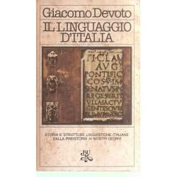 Il linguaggio d´Italia (en italiano)