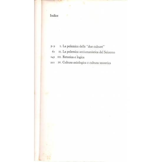 Retorica e logica (en italiano)