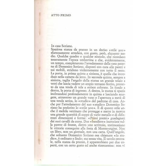 Filumena Marturano (en italiano)