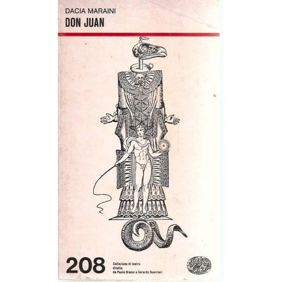 Don Juan (en italiano)