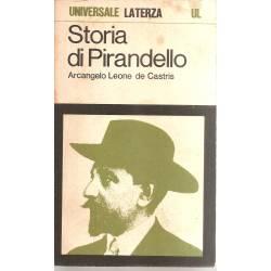 Storia di Pirandello (en italiano)