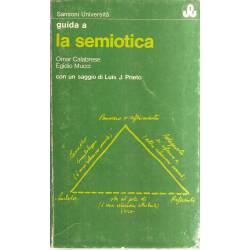 Guida a la semiotica (en italiano)