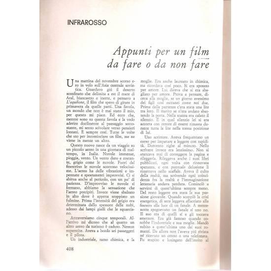 Cinema nuovo (en italiano)