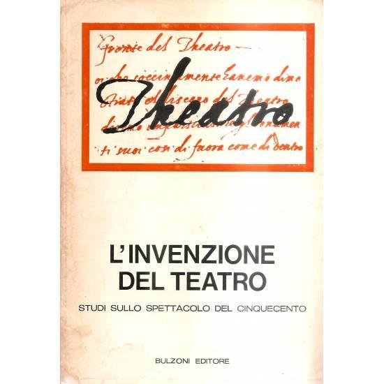 L´invenzione del teatro (en italiano)