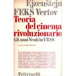 Teoria del cinema rivoluzionario (en italiano)