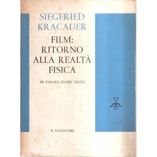 Film Ritorno alla realtá física (en italiano)