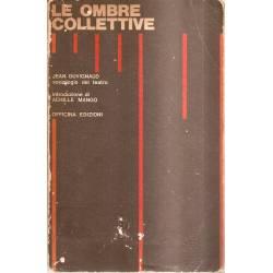 Le ombre collettive Sociologia del teatro (en italiano)