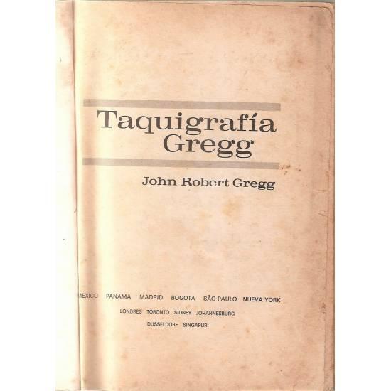 Taquigrafía Gregg (2 vol)