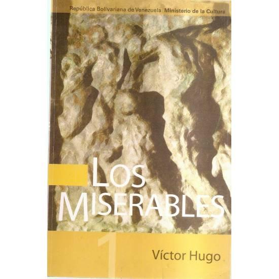 Los miserables Víctor Hugo (3 tomos)