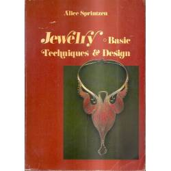 Jewelry Basic Techniques and Design