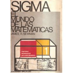El mundo de las matemáticas (6 tomos)