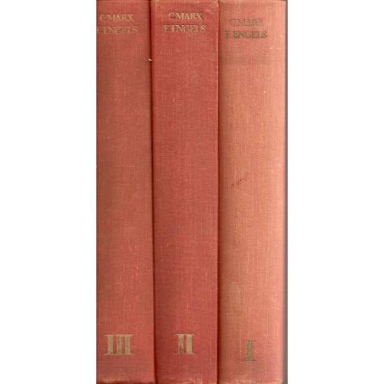 Obras escogidas en tres tomos C. Marx y F. Engels