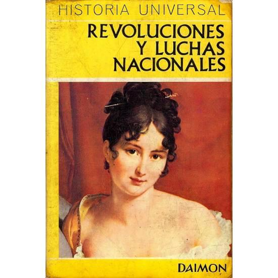 Revoluciones y luchas nacionales