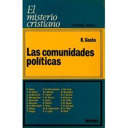 Las comunidades politicas