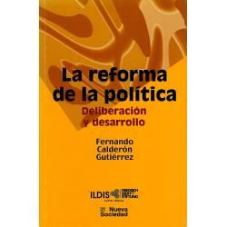 La reforma de la politica