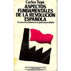 Aspectos fundamentales de la Revolucion española