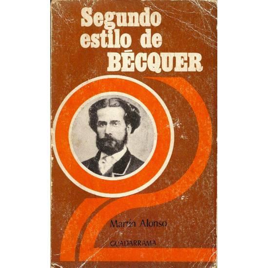 Segundo estilo de Becquer