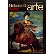 Historia del Arte. Salvat. N. 8