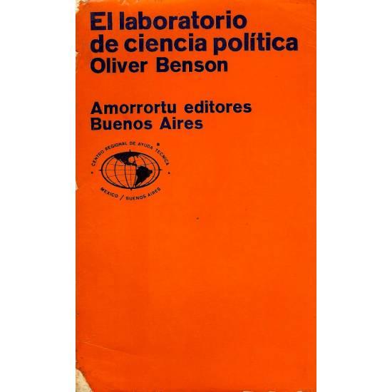 El laboratorio de ciencia politica