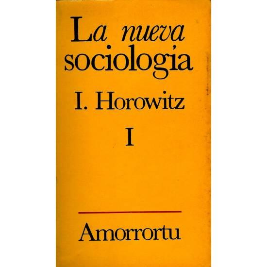 La nueva sociologia  2 tomos