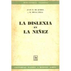 La dislexia en la ninez