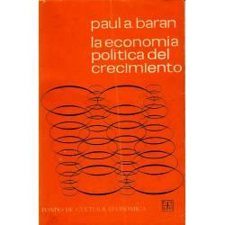 La economia politica del crecimiento