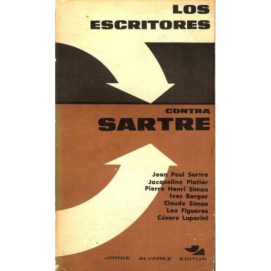 Los escritores contra Sartre