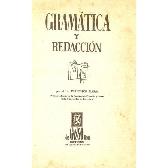 Gramática y redacción