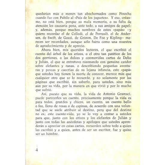 Hilos invisibles Antonio Gramsci