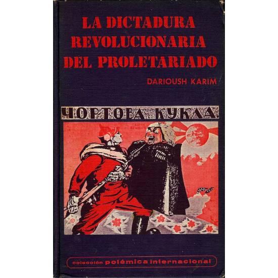 La dictadura revolucionaria del proletariado