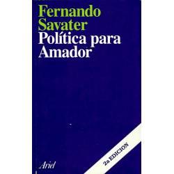 Politica para Amador