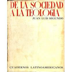 De la sociedad a la teologia